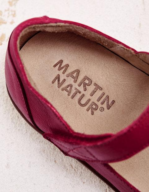 Martin Natur Spangenschuhe Botilda