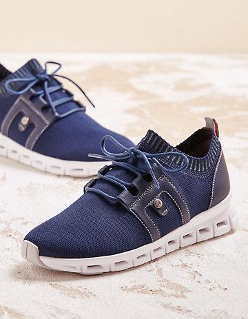 Wolky Sneaker Tera marine