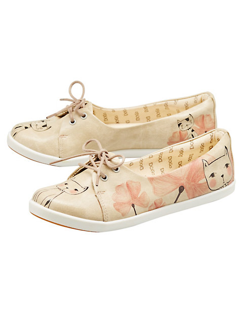 Dogo-Shoes Ballerinas Mr. and Mrs. Cat