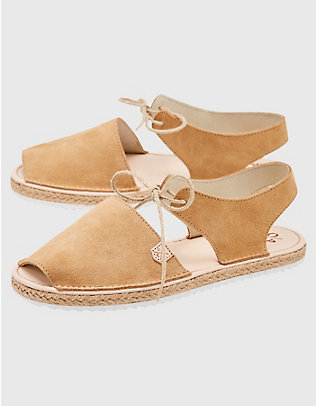 Deerberg Young Damen Slipper Saroja, Gelb