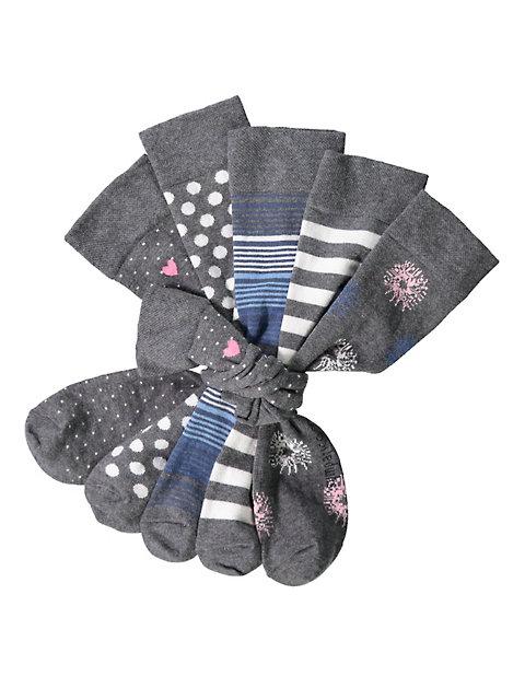 Sympatico 5er Pack Socken Filine