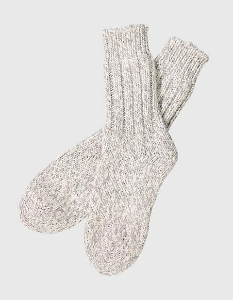 Socken Tralena, Grau