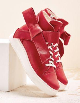 Werner Schuhe Sneaker Tabina rot