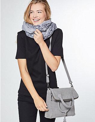 Be Natural Tasche Jolanda grau