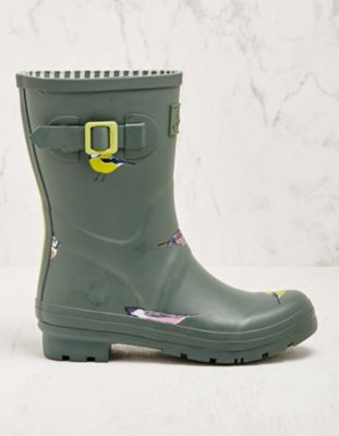 Joules Stiefel Mollywelly oliv