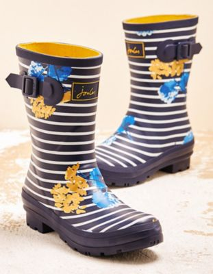 Joules Stiefel Mollywelly marine