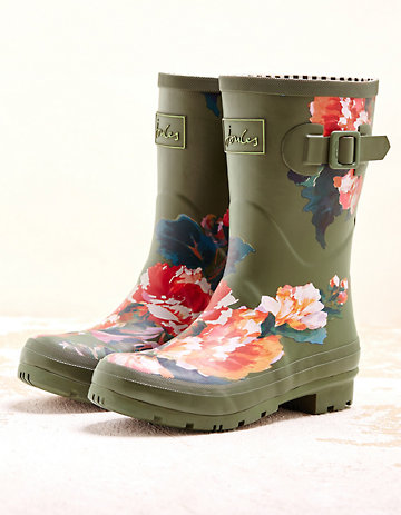 Joules Stiefel Mollywelly khaki