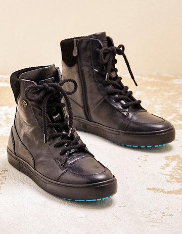 Chaaya Sneaker Buffy schwarz