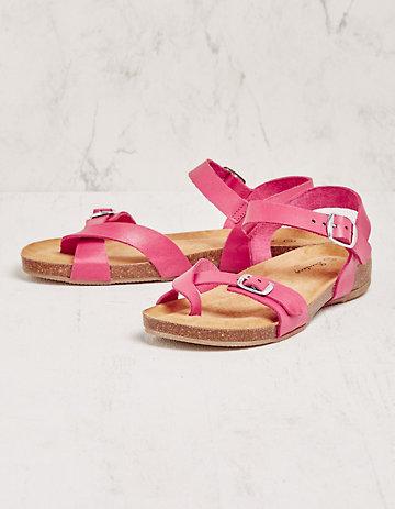 Deerberg Sandalen Alyssia pink