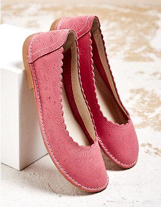 Deerberg Ballerinas Belice rosa