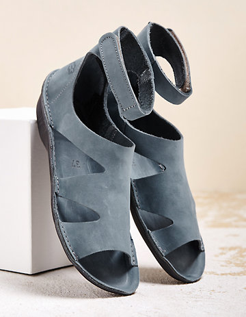 Loints of Holland Sandalen Wiola jeansblau