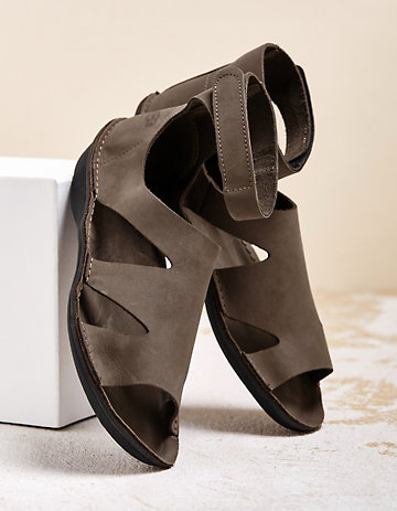 Loints of Holland Sandalen Wiola taupe
