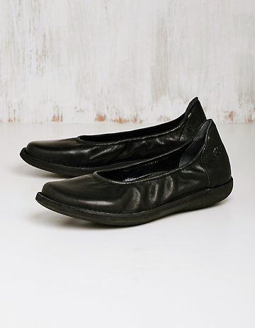 Loints of Holland Ballerinas Yolli schwarz