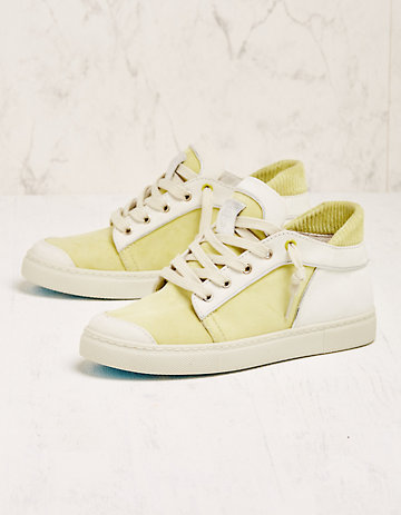 Chaaya Sneaker Ailika grün