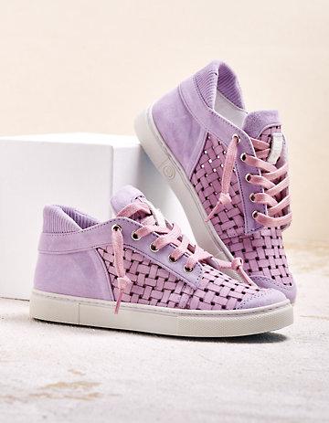 Chaaya Sneaker Ainara flieder
