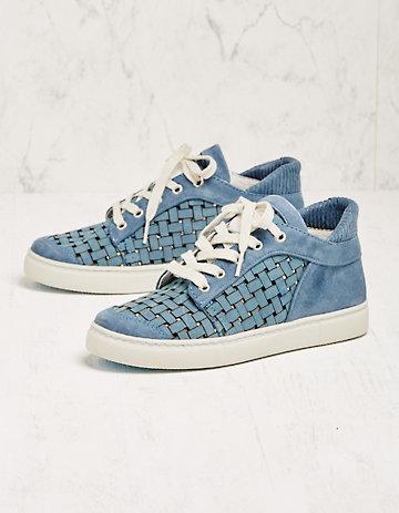 Chaaya Sneaker Ainara blau