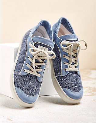Chaaya Sneaker Alinka jeansblau