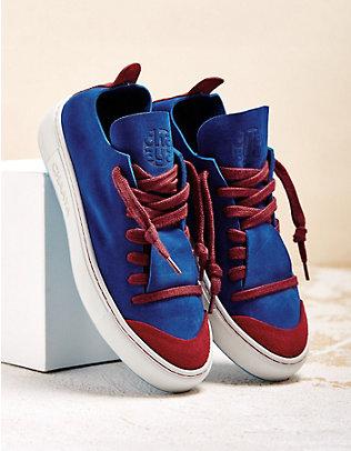 Chaaya Sneaker Almeira kobaltblau
