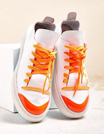 Chaaya Sneaker Aluna orange