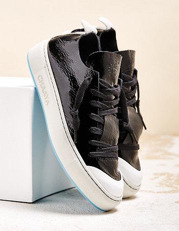 Chaaya Sneaker Aluna schwarz