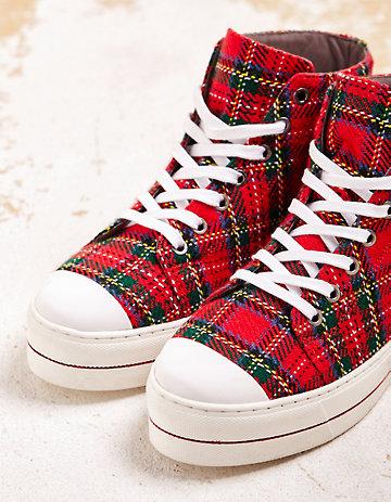 Thies Sneaker Jonina rot