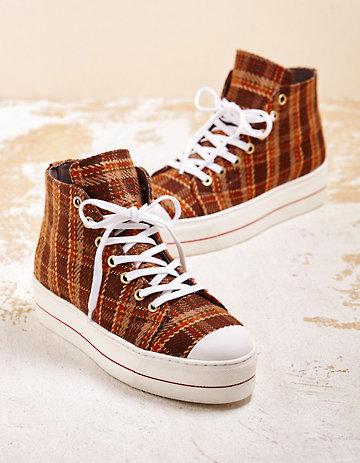 Thies Sneaker Jonina braun
