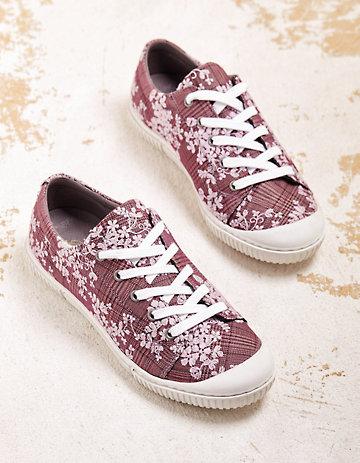Deerberg Sneaker Tinesha bordeaux