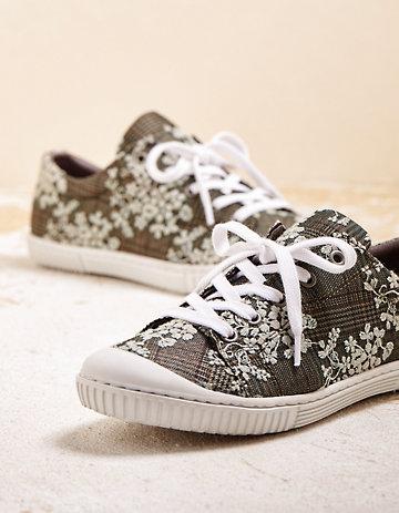 Deerberg Sneaker Tinesha grün