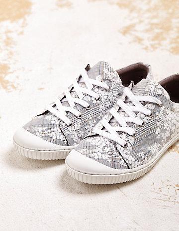 Deerberg Sneaker Tinesha hellgrau
