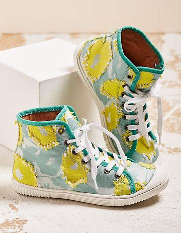 Deerberg Sneaker Dayana mint