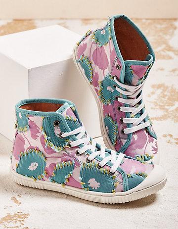 Deerberg Sneaker Dayana türkis