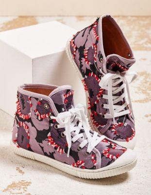 Deerberg Sneaker Dayana schwarz