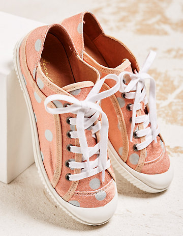 Deerberg Sneaker Dilara lachs
