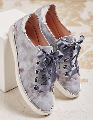 Softwaves Sneaker Mailina jeansblau