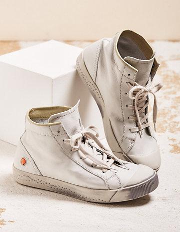 Softinos Sneaker Madisson weiß