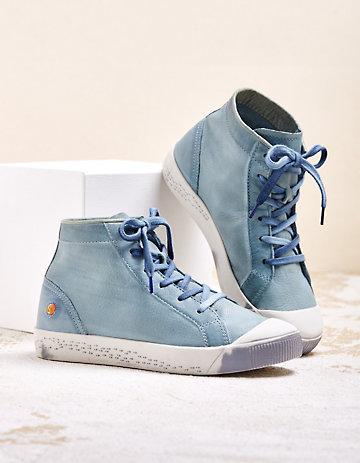 Softinos Sneaker Madisson jeansblau