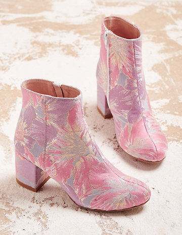 Deerberg Stiefeletten Lenea pink