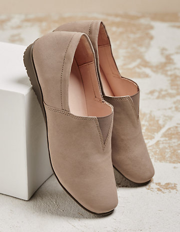 Think Slipper Caramida taupe
