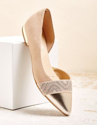 Caprice Ballerinas Inessa beige