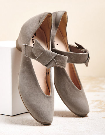 Think Pumps Tenea taupe