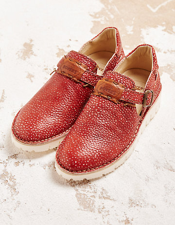 Rovers Slipper Nerina rot