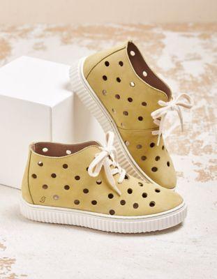 Deerberg Sneaker Larkin limette