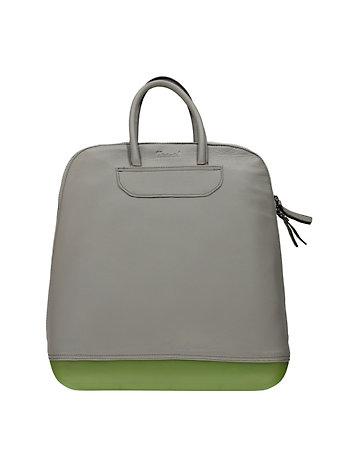 Think Tasche Tirka grau-grün
