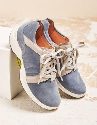 Ganter Sneaker Wilja jeansblau