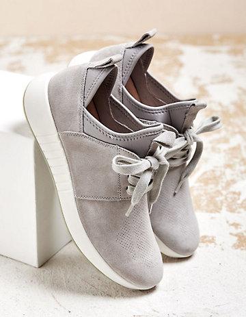 Legero Sneaker Moana hellgrau