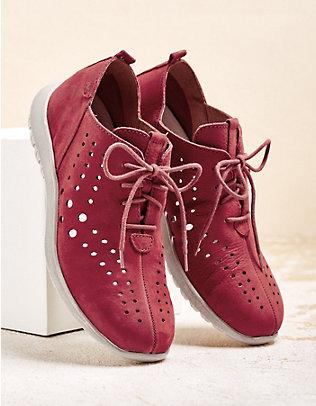 Josef Seibel Sneaker Taiga rot
