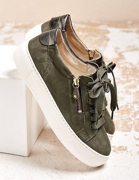 official photos 489ee 30cb4 Sneaker Irmina von Gabor in grün | Deerberg