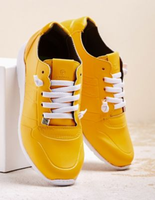 Slowwalk Sneaker Bethany gelb