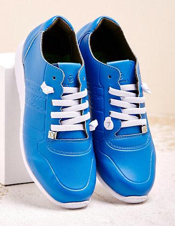 Slowwalk Halbschuhe Bethany blau