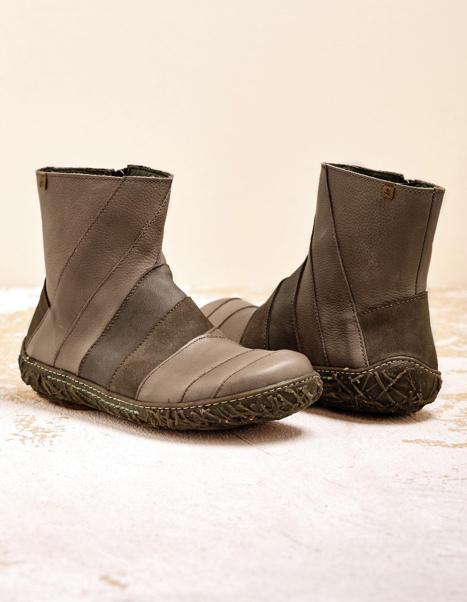 Rieker Damen Stiefel grau 93756 42 NEU Herbst